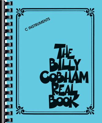 Cover image for The Billy Cobham real book