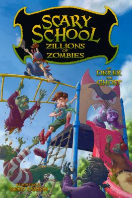 Cover image for Zillions of zombies