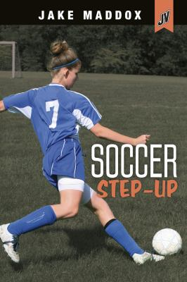 Cover image for Soccer step-up