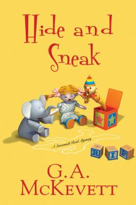 Cover image for Hide and sneak
