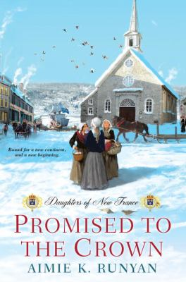 Cover image for Promised to the crown