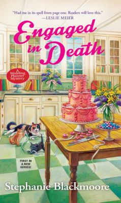 Cover image for Engaged in death