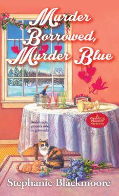 Cover image for Murder borrowed, murder blue
