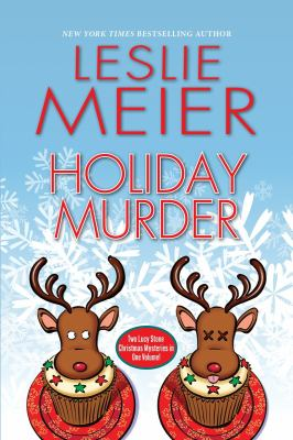 Cover image for Holiday murder