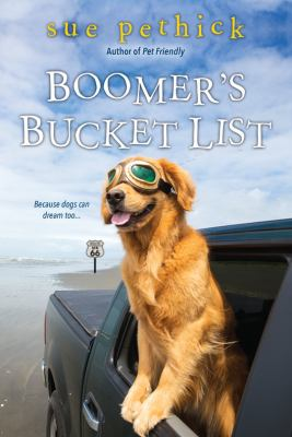 Cover image for Boomer's bucket list