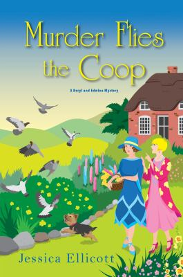 Cover image for Murder flies the coop