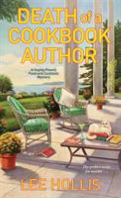 Cover image for Death of a cookbook author