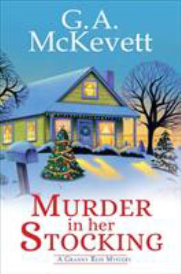 Cover image for Murder in her stocking