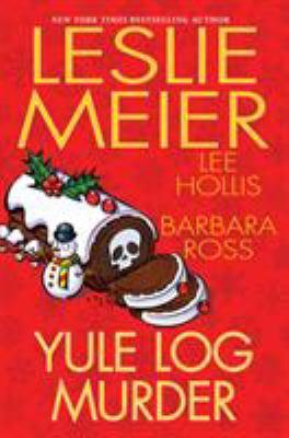 Cover image for Yule log murder