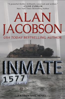 Cover image for Inmate 1577 : a Karen Vail novel