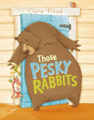 Cover image for Those pesky rabbits