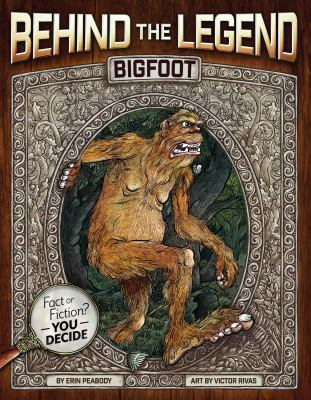 Cover image for Bigfoot