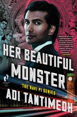 Cover image for Her beautiful monster