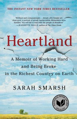 Cover image for Heartland : a memoir of working hard and being broke in the richest country on Earth