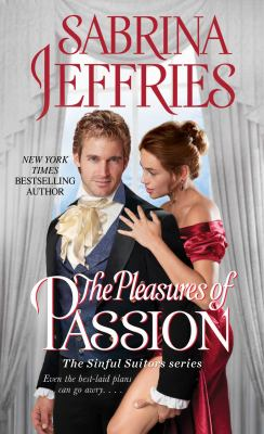 Cover image for The pleasures of passion