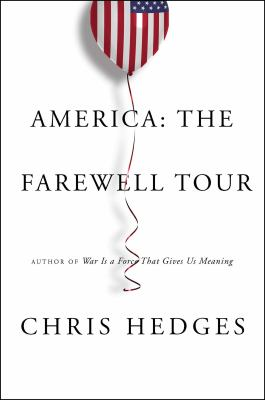 Cover image for America : the farewell tour