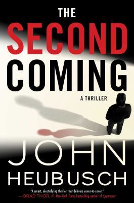 Cover image for The second coming : a thriller