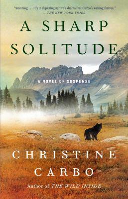 Cover image for A sharp solitude : a novel of suspense