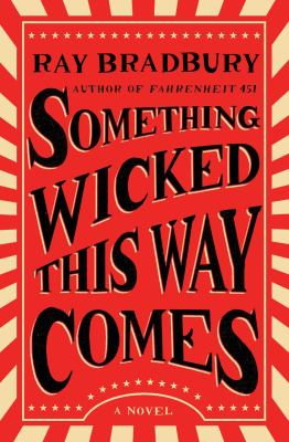 Cover image for Something wicked this way comes