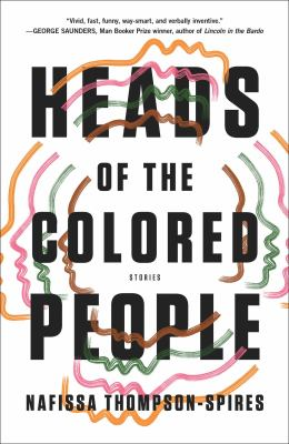 Cover image for Heads of the colored people : stories