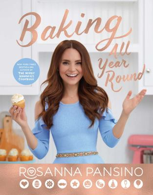 Cover image for Baking all year round