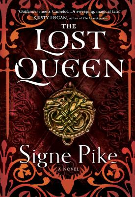 Cover image for The lost queen