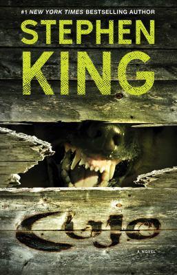 Cover image for Cujo : a novel