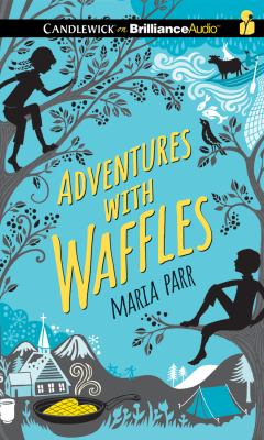 Cover image for Adventures with waffles