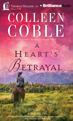 Cover image for A heart's betrayal
