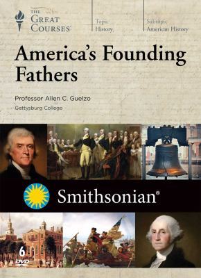 Cover image for America's founding fathers