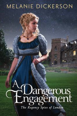 Cover image for A dangerous engagement