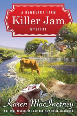 Cover image for Killer jam : a Dewberry Farm mystery