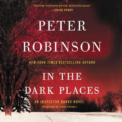 Cover image for In the dark places