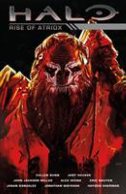 Cover image for Halo : rise of Atriox
