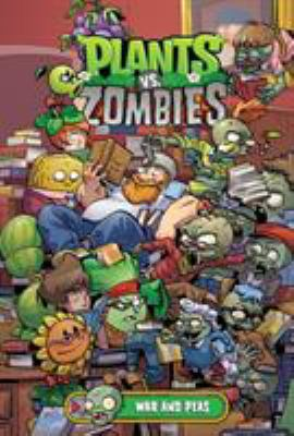 Cover image for Plants vs. zombies. War and peas