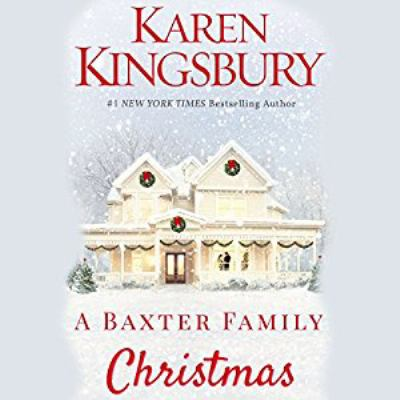 Cover image for A Baxter family Christmas