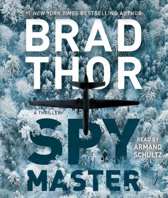 Cover image for Spymaster