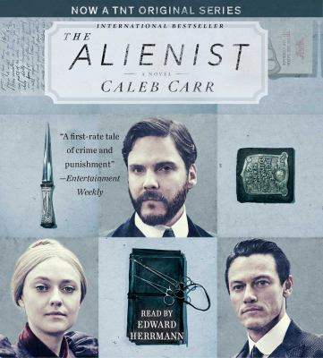 Cover image for The alienist