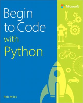 Cover image for Begin to code with Python