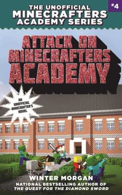 Cover image for Attack on minecrafters academy