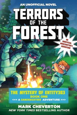 Cover image for Terrors of the forest : an unofficial Minecrafter's adventure