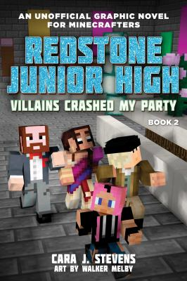 Cover image for Creepers crashed my party