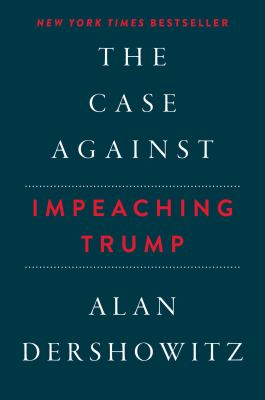 Cover image for The case against impeaching Trump