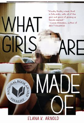 Cover image for What girls are made of