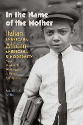 Cover image for In the name of the mother : Italian Americans, African Americans, and modernity from Booker T. Washington to Bruce Springsteen