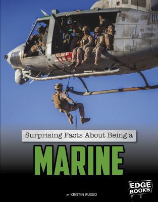 Cover image for Surprising facts about being a Marine
