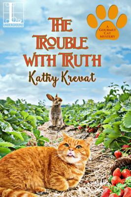 Cover image for The trouble with truth