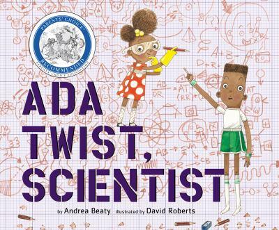 Cover image for Ada Twist, scientist
