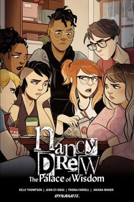 Cover image for Nancy Drew : the palace of wisdom