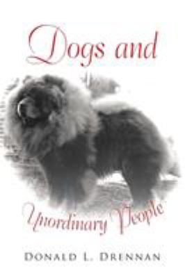 Cover image for Dogs and unordinary people
